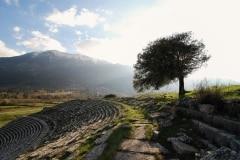 Αρχαιο-θεατρο-Δωδώνης