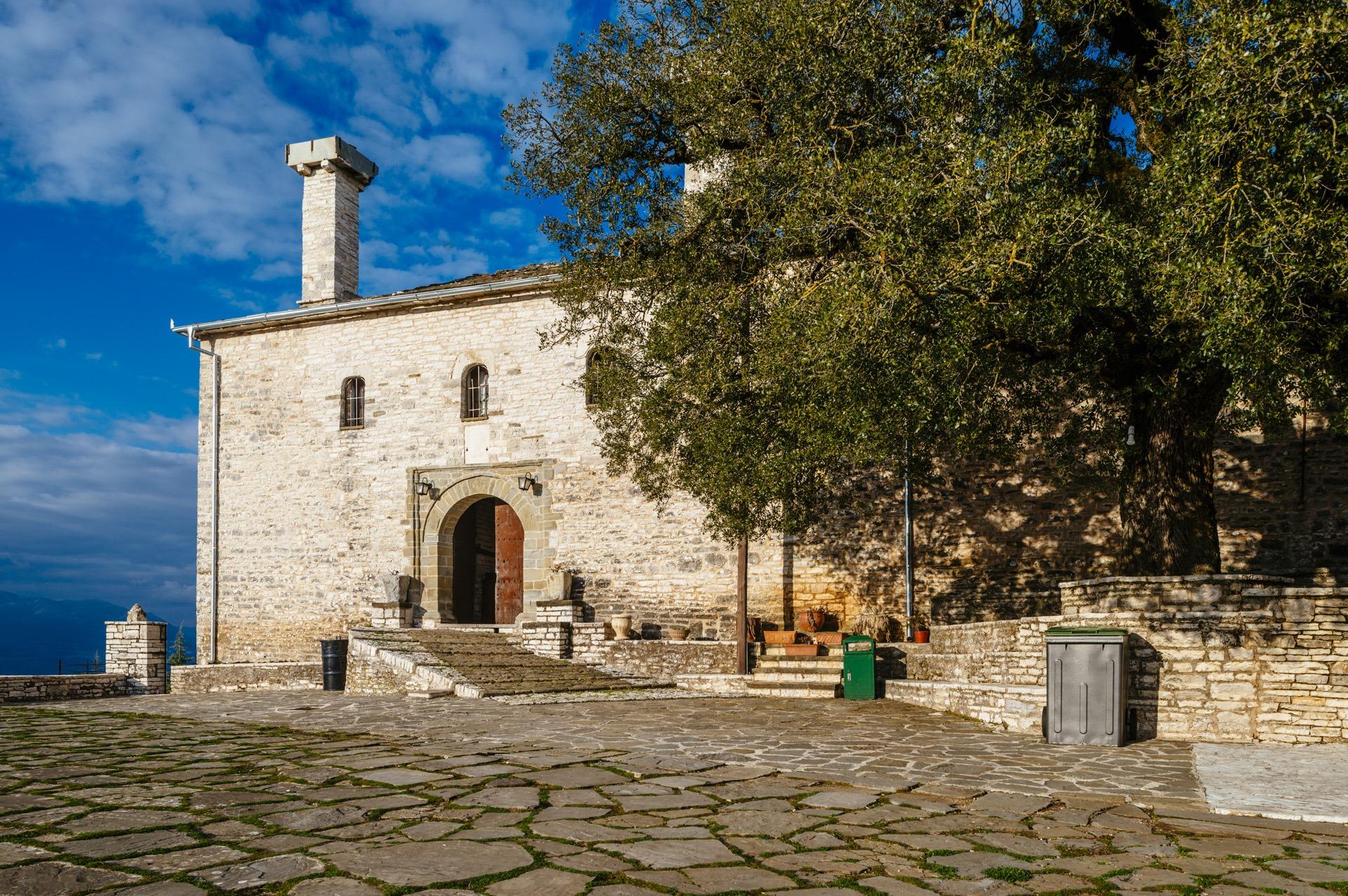 Monastery of Tsouka