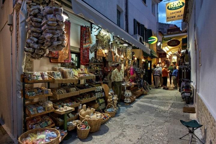 Αγορά Θεσπρωτία
